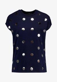 KIOMI - Print T-shirt - maritime blue - 3