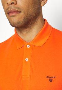 GANT - THE SUMMER - Polo shirt - arancia - 5
