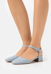 Anna Field - Classic heels - blue - 0