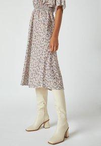PULL&BEAR - Day dress - mauve - 3
