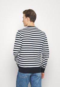 Tommy Hilfiger - COOL SIGNATURE - Sweatshirt - dark blue/white - 2