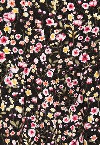 JDY - JDYURBAN MIDCALF SKIRT - A-line skirt - black/multicolor - 4
