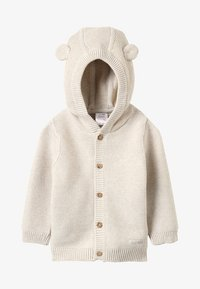 Jacky Baby - HELLO WORLD - Cardigan - beige - 3