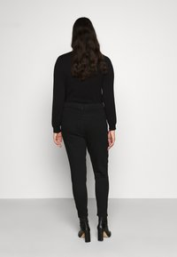 CAPSULE by Simply Be - Skinny džíny - black - 2