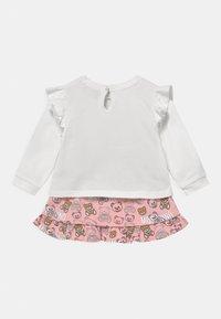MOSCHINO - SET - Mini skirt - pink - 1