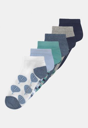 ONLINE 6 PACK UNISEX - Socks - ice blue
