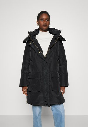 NEW JUSTINE - Winter coat - black