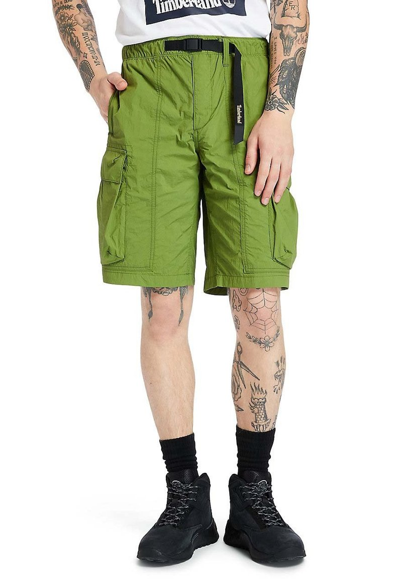 Timberland - Shorts - calla green