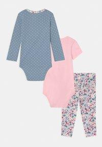Carter's - KOALA SET - Print T-shirt - light pink/light blue - 1
