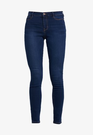 NELA - Jeans Skinny Fit - dark stone wash denim
