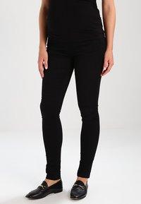 JoJo Maman Bébé - Jeans Skinny Fit - black - 0