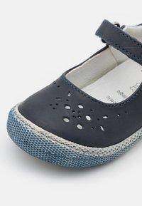 Primigi - Ankle strap ballet pumps - blue - 5