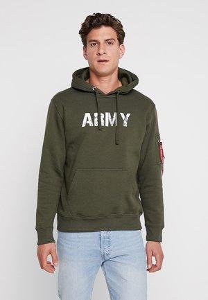 ARMY NAVY  - Hoodie - dark green