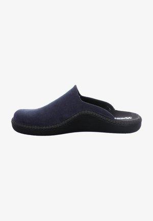 MONACO  - Slippers - dunkelblau