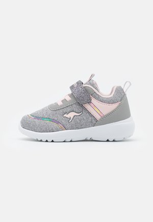 KY-CHUMMY  - Sneakersy niskie - vapor grey/frost pink