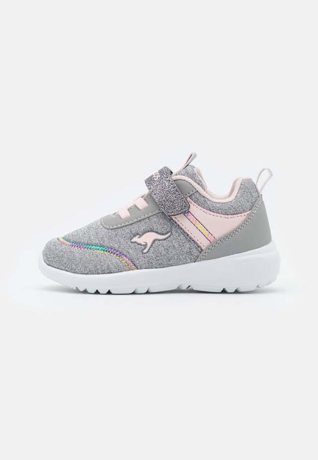 KY-CHUMMY  - Sneaker low - vapor grey/frost pink