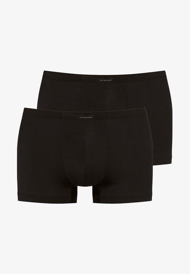 2 PACK  - Onderbroeken - schwarz