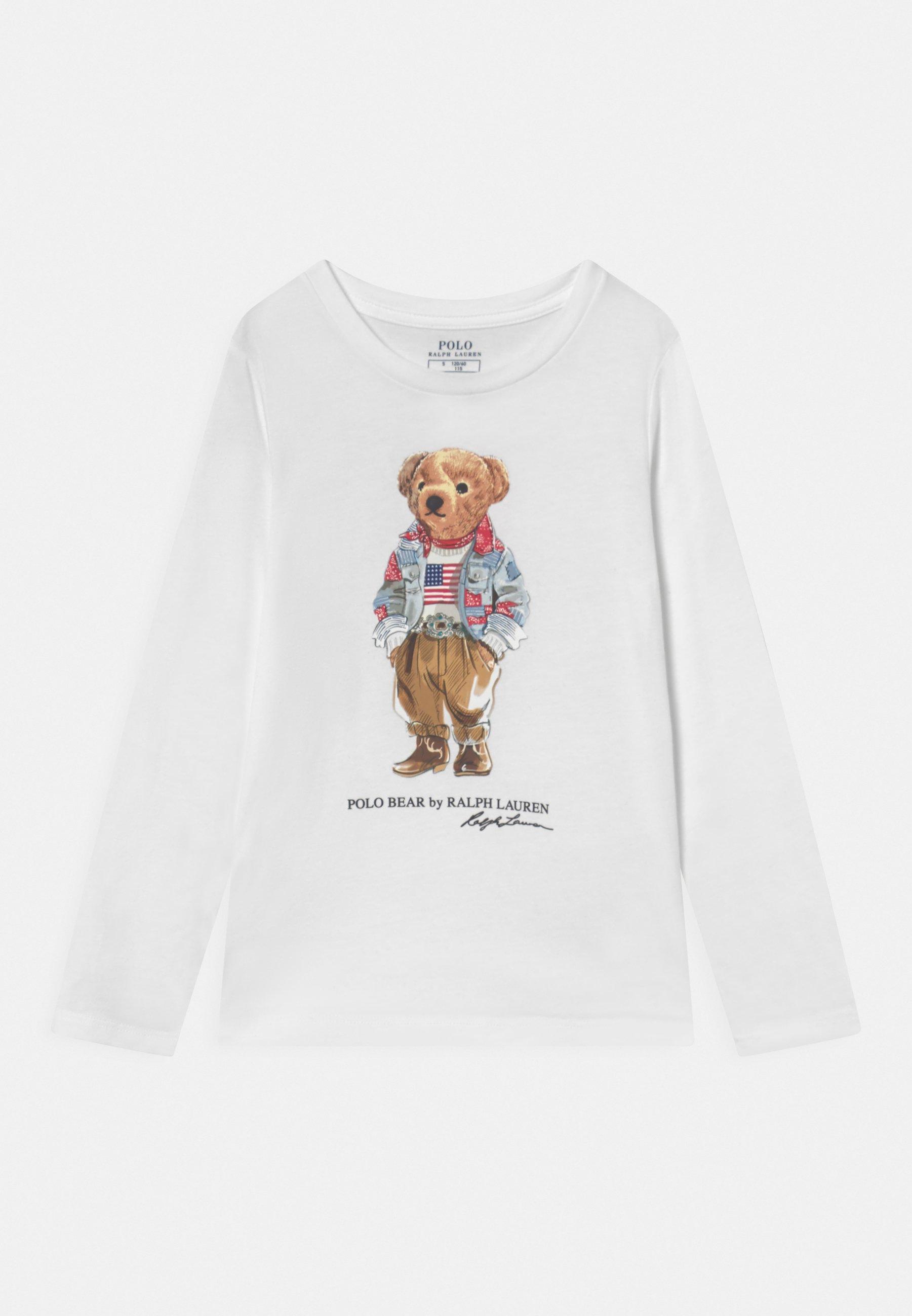 Kids BEAR TEE - Long sleeved top