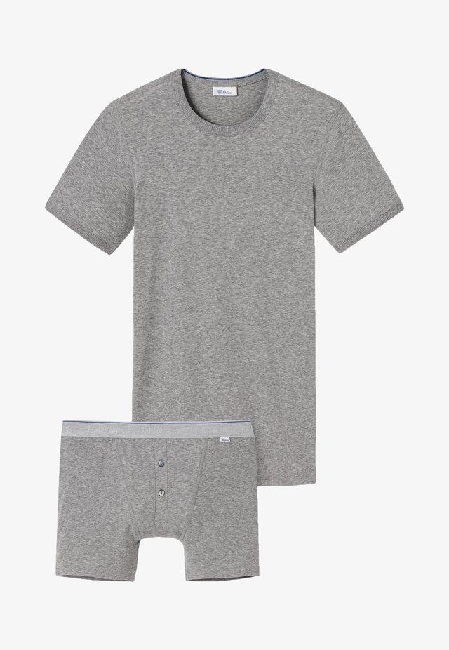 SET - Undershirt - grau