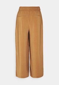 ONLY - ONLCILLE STRING CULOTTE - Trousers - toasted coconut - 6