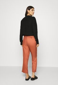 Marc O'Polo DENIM - PAPERBAG - Trousers - cinnamon brown - 2