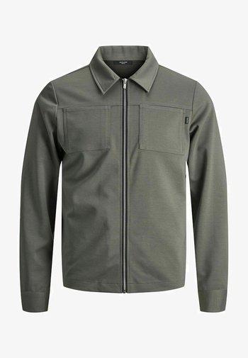 JPRBLAPHIL JACKET - Summer jacket - light green