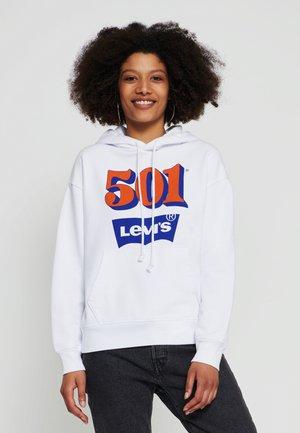 501 DAY FLEECE - Sweater - white