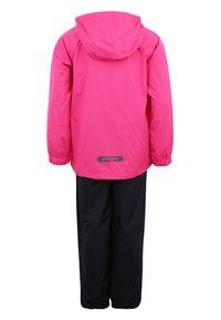 ZIGZAG - OPHIR  - Waterproof jacket - pink - 1