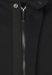 Emporio Armani - BLOUSON JACKET - Lehká bunda - black - 3