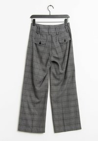 Marie Lund - Trousers - grey - 1