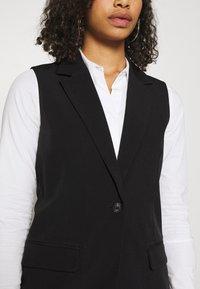 ONLY Tall - ONLKENDRA VEST  - Waistcoat - black - 5