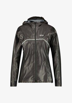 Waterproof jacket - schwarz (200)