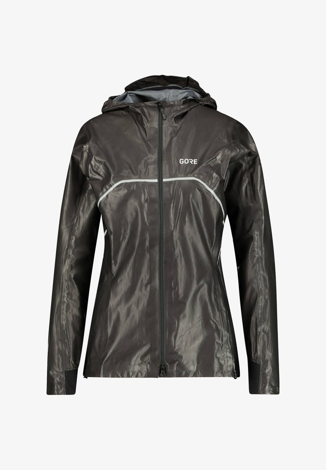 Waterproof jacket - schwarz (200)