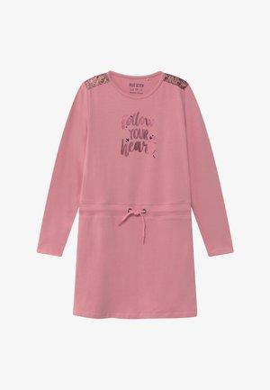 KIDS HEART  - Žerzejové šaty - mauve