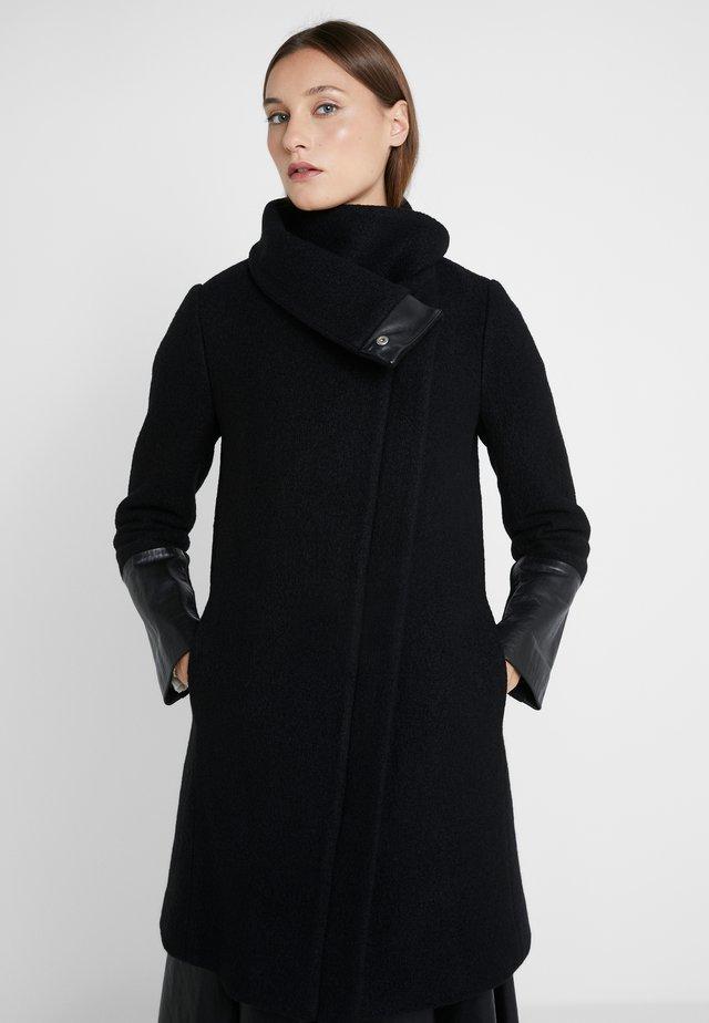 VERONIKKAH COAT - Manteau classique - black
