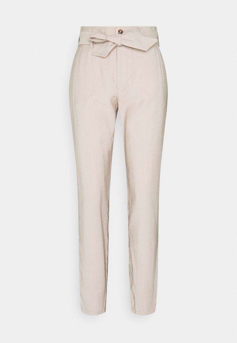 JDY - JDYAYA PANT  - Kalhoty - chateau gray