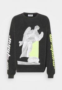 WRSTBHVR - SPRAYER  - Sweatshirt - vintage black - 4
