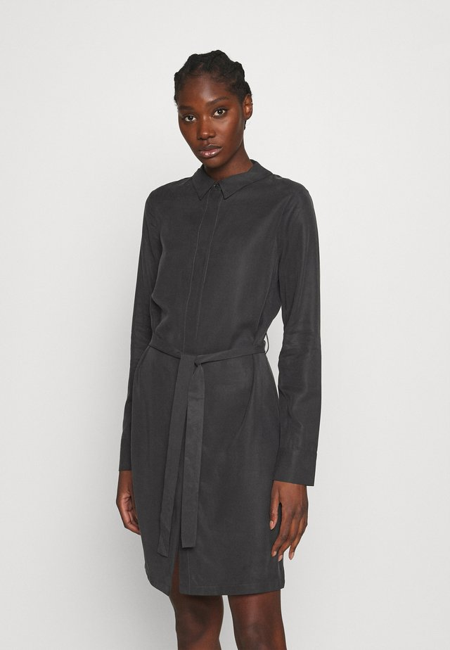 PERI  - Shirt dress - anthracite