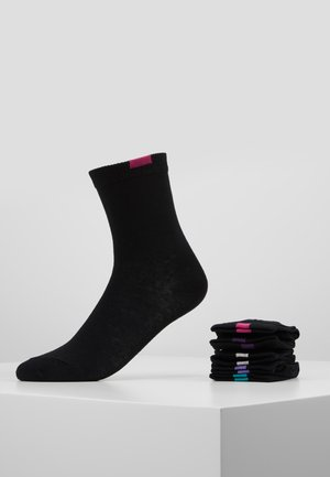 ECODIM CREW SOCKS 5 PACK - Socks - black