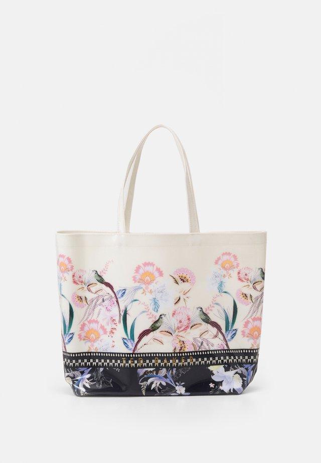 DECACON - Bolso shopping - natural