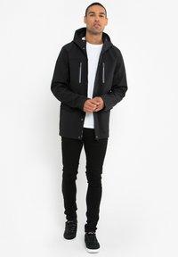 Threadbare - KILBRIDE - Light jacket - schwarz - 1