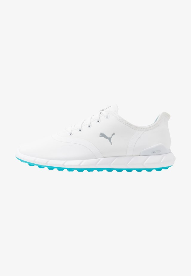 Chaussures de golf - white/quarry