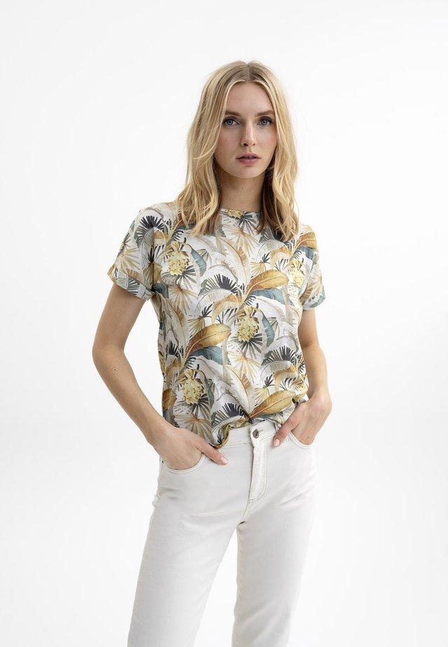 Print T-shirt - dschungel