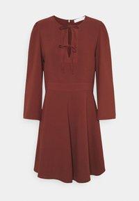 See by Chloé - Day dress - blushy tan - 6