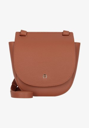 SELMA  - Handbag - cognac