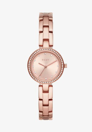 CITY LINK - Klokke - rose gold-coloured