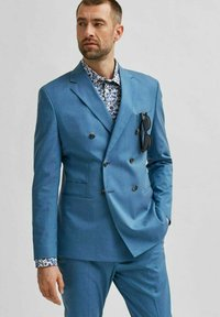 Selected Homme - Giacca - heritage blue - 3