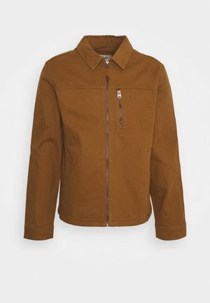 SOBRECAMISA - Summer jacket - tan