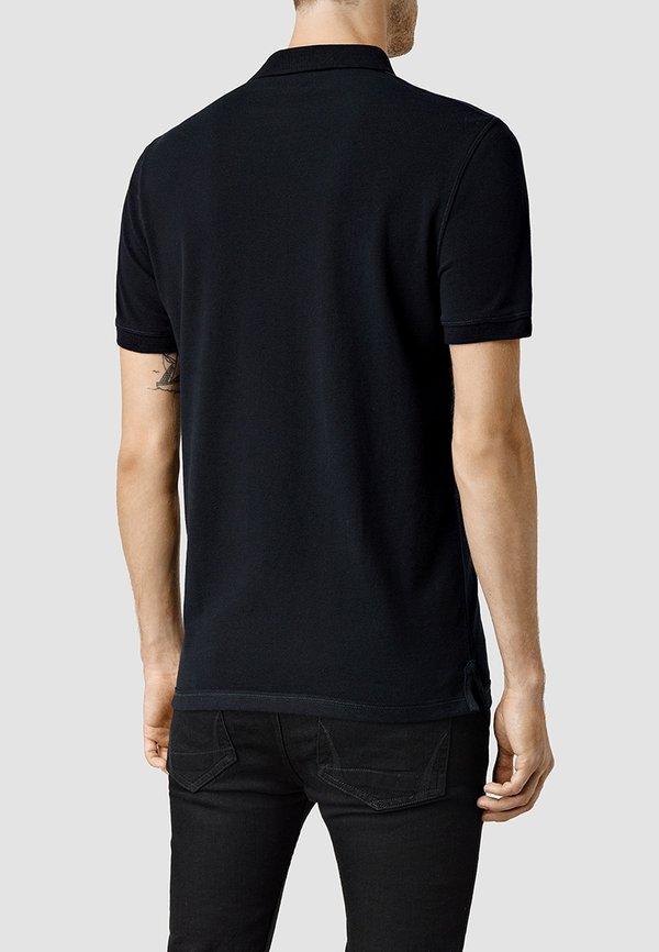 AllSaints REFORM - Koszulka polo - ink navy/granatowy Odzież Męska CBIW