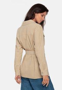 Lichi - Summer jacket - beige - 2